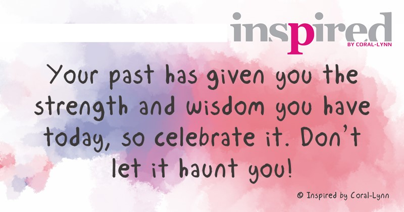 Draw on your past to create the future you want. #inspiredbycl #justdoit pic.twitter.com/37W3LlPAnM