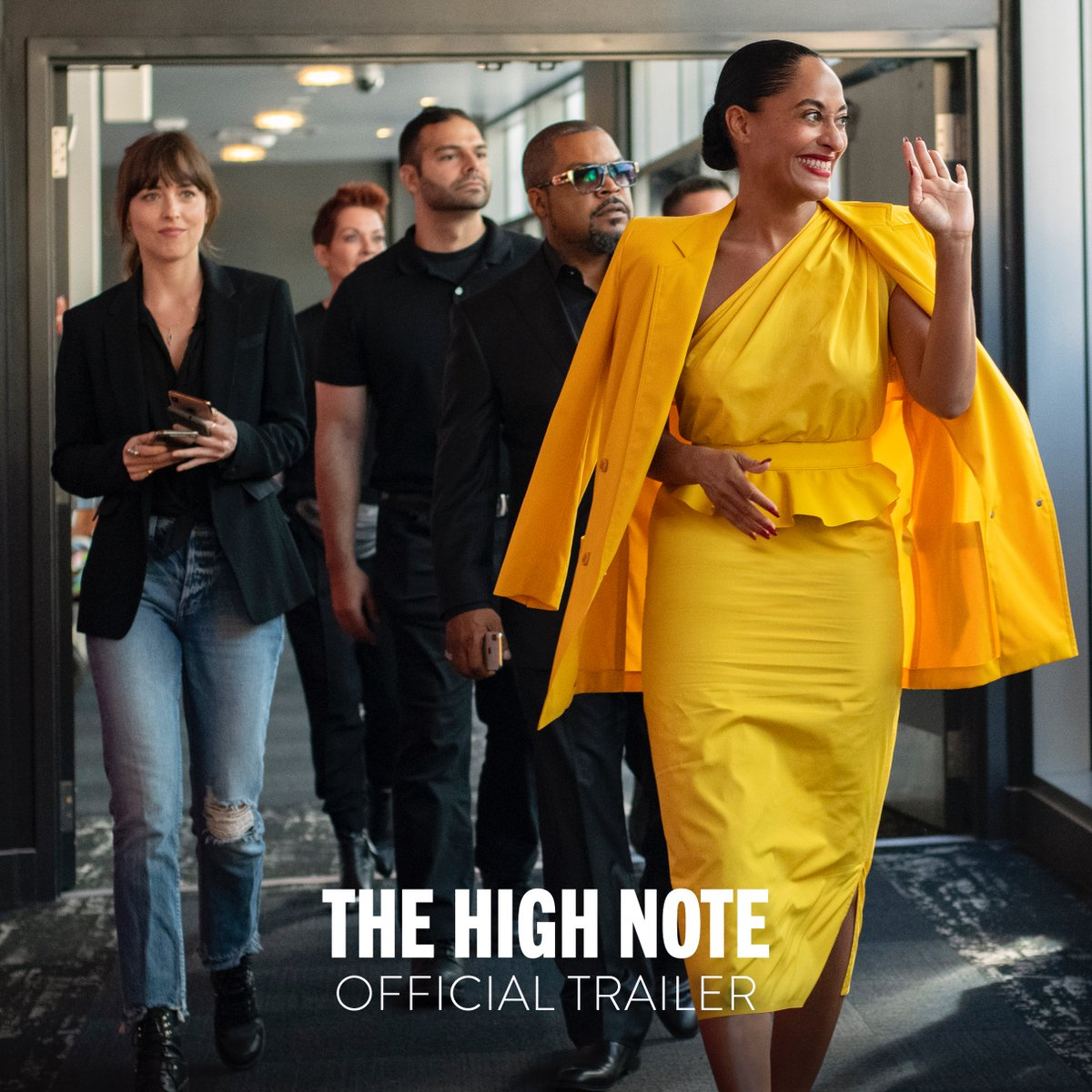 Sign me up!!!! Looks like a great role for Tracee Ellis Ross and also, yes to Dakota Johnson!! #TheHighNote