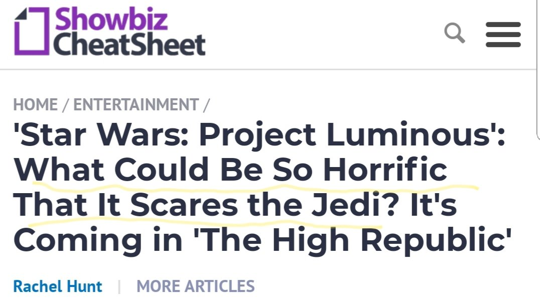 RT @priceoreason: Lucasfilm's mismanagement of the Star Wars franchise can scare any Jedi. https://t.co/UId4R0TfsF