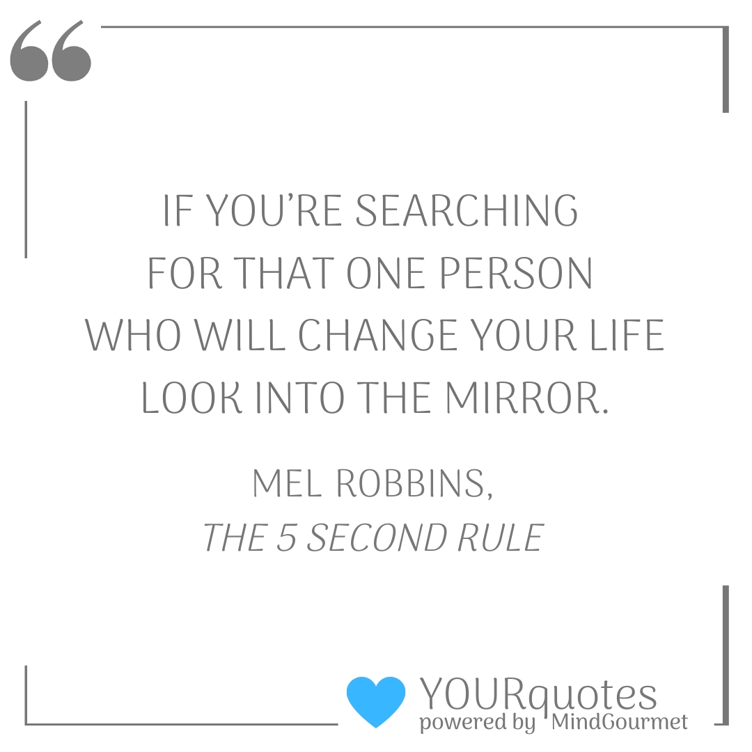 Mel Robbins  #yourquotes  https://yourquotes-service.com/ #mindgourmetpic.twitter.com/xcCD9HgO1V
