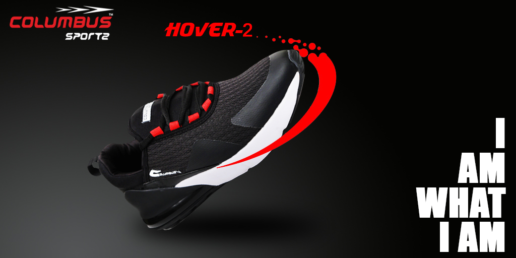 Don't limit your interest in sports, Enjoy the every kick of game. Discover a new athlete in you with our Hover series of sports shoes. #sportsshoes #menssports #freshcollection #hover2series #cooldesign #columbussports #columbusindiapic.twitter.com/ZXqIc2365r