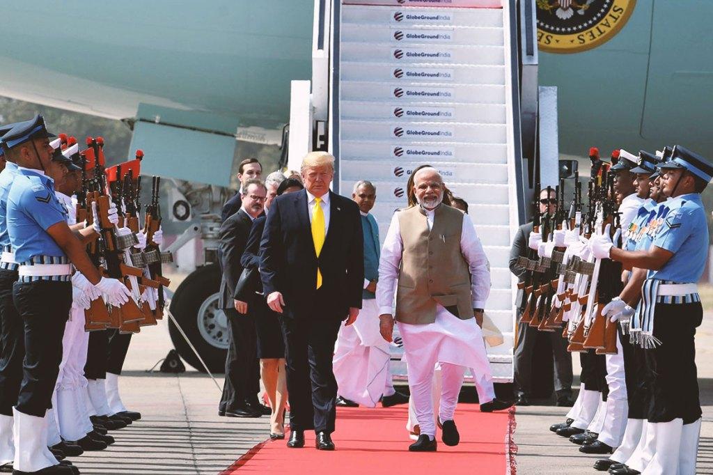 Trump's Visit to India #Trendingnews #Trump #Donaldtrump #India #Narendramodi https://www.trendingnews.news/trumps-visit-india/…pic.twitter.com/y24Qw49eky