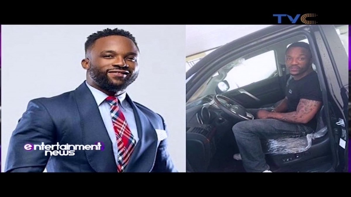 #Iyanya has been granted N20m bail over alleged car theft  #RobKardashian has been denied primary custody of Dream, his 3 year old daughter with Blac Chyna  #EsplashonTVC #EntertainmentNews <br>http://pic.twitter.com/380W2R55Bl
