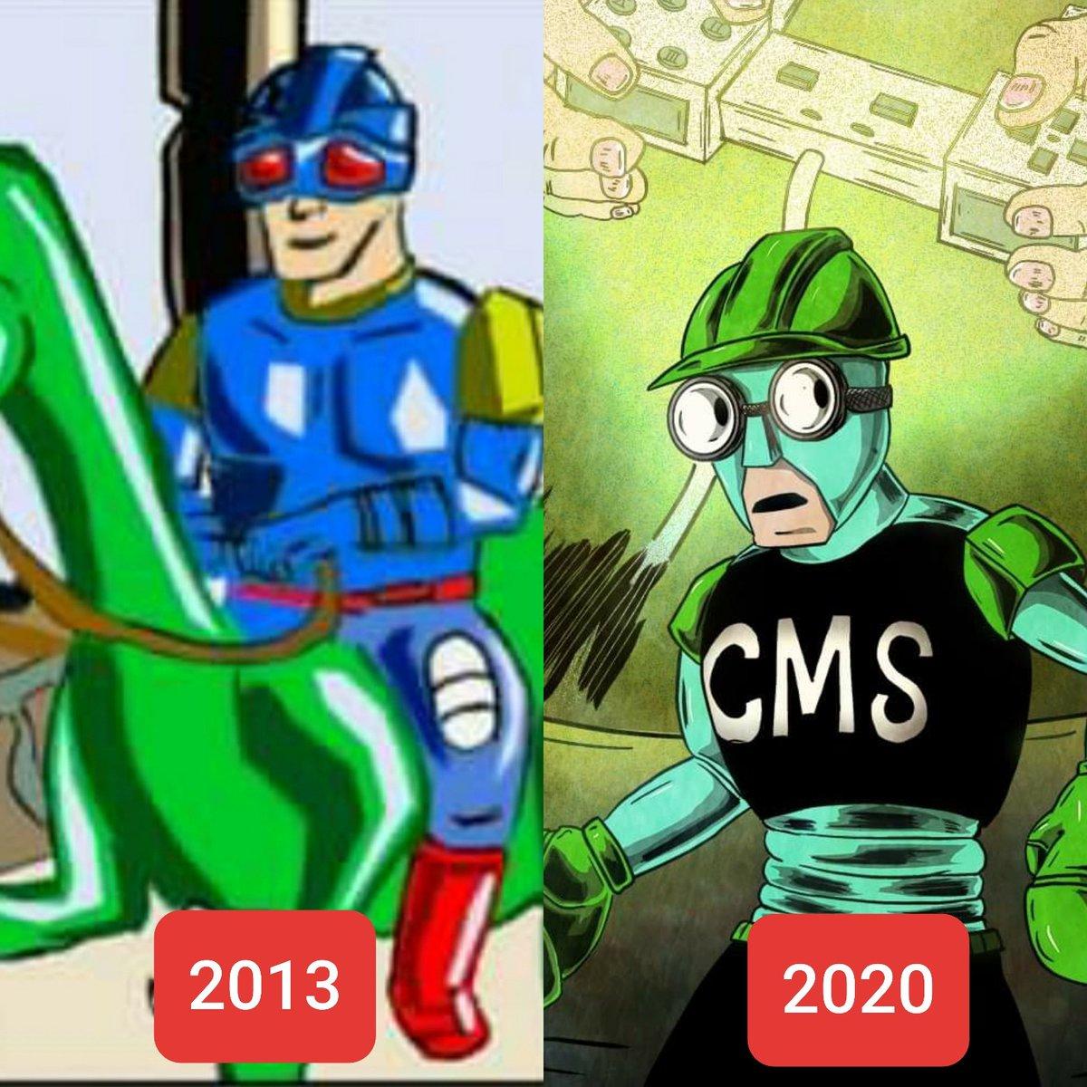 On this #fbf, here is Corp. Mass Scott throughout the years.  #flashbackfriday #creatorownedcomic #backintheday #college #nhia #iadnec #makecomics #artisticgrowth #illustrator #dinosaur #videogames #robot #corpmassscott #cms #artschooldays #nabthenineties #chollandart