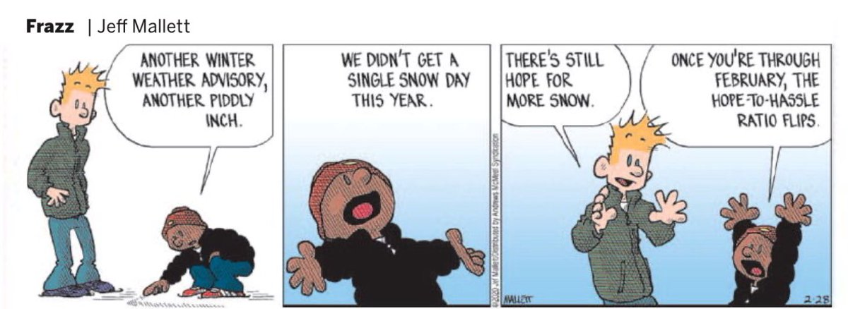 """The lament of our students at Greenman High, """"Will we EVER get a Snow Day?!?!""""  #dontstopbelievin'  <br>http://pic.twitter.com/hhmjmXUG1p"""