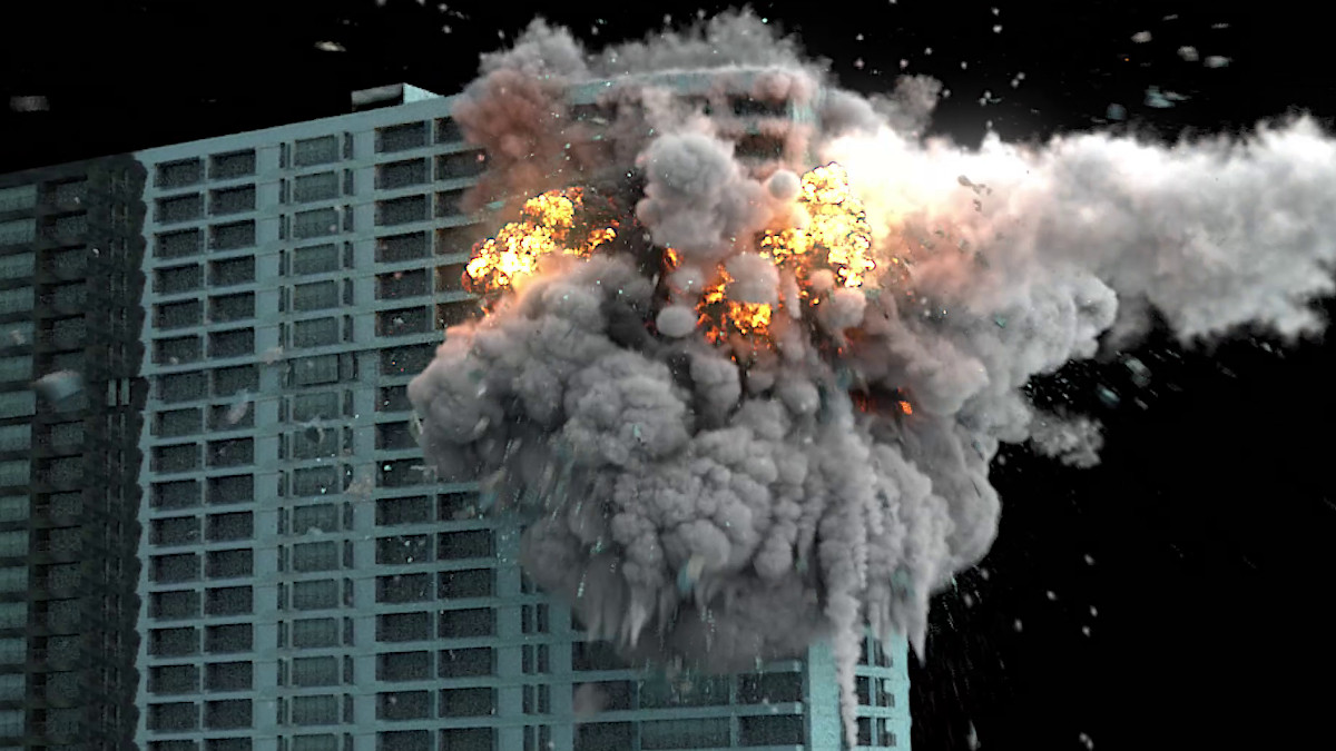 VFX supervisor @allanftmckay has released a new free 15-hour video training course on creating a professional #VFX destruction effect in #3dsMax, #tyFlow and #PhoenixFD, complete with all of the assets needed to recreate the shot