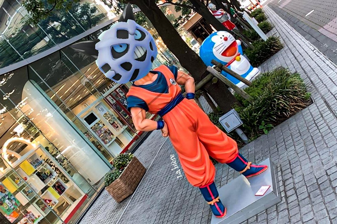 La bière🍻@横浜PokémonGOさんの投稿画像