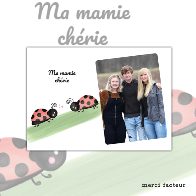 Souhaitez une bonne fête à votre grand-mère avec une jolie carte 💌    #Photography #wonderfulmemories #photos #memories #maman #carte #postale #cartes #photo #bonplan #Mamy #GrandMere #Mamie #BonneFeteMamy #FetedesGrandsMeres #JeudiPhoto