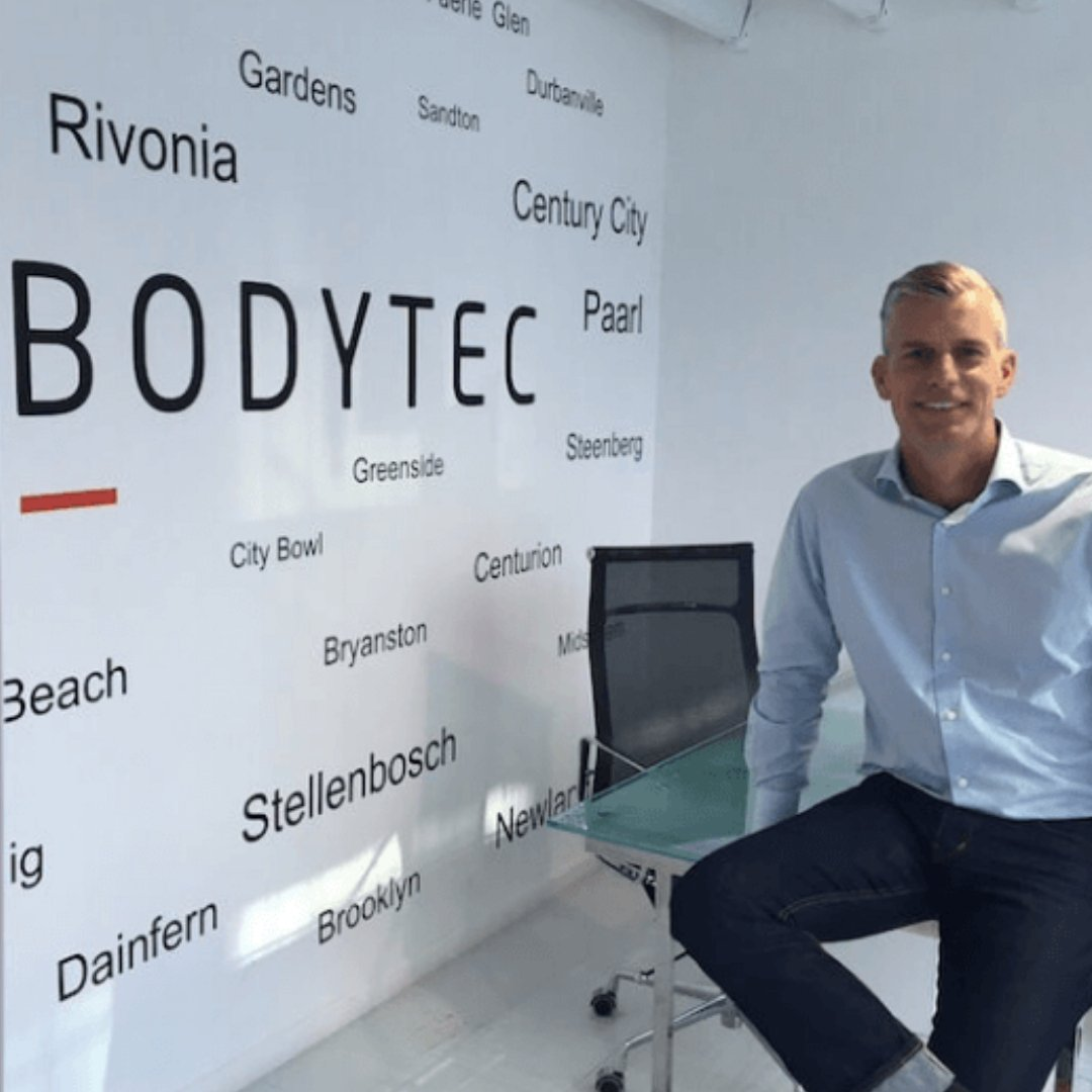 Our CEO, Boris Leyck shares some of the business lessons that he's learnt since launching SA's first-ever EMS training studio: http://bit.ly/BT_Founder_Boris…    #bodytecsa #founder #CEO #EMStraining #launch #businesslessons #trainsmarter #strongertogetherpic.twitter.com/UxY2WSFnc1