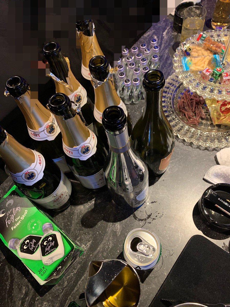 DARLIN紫音未経験ながら高額シャンパン複数本卸し,ハイレベルな戦いを制して初ラストソング!彼の武器は素直さと真面目さそれだけでホストは売れる。#ホスト#求人#水商売#バイト