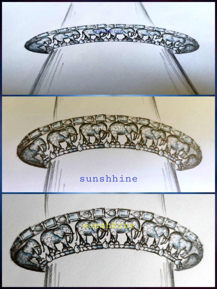 #bangles #fashionjewelry #fashionjewellery #bangle #diamondbangle #pencilsketch #diamond #goldbracelet #art #jewellery #jewellerydesign #designer #jewellerydesigner #jewelrydesign #jewelrydesigner #bracelets #indianjewellery #indianglamour #bridaljewellery #Bigbracelet #braceletpic.twitter.com/T8mrd0hxaI
