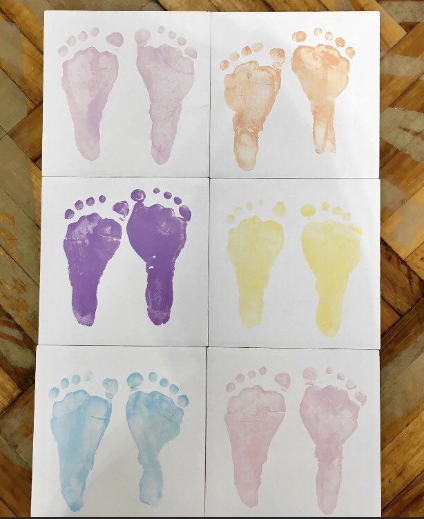 FREE footprint tile for Babies upto 6 weeks old, just to say welcome to the @GlazeyDays1 gang If your baby is slightly older, small tiles can be bought for only £6 - the perfect gift for Grandparents #Free #NewParents #Love #Fleetwood #Blackpoolpic.twitter.com/sHkFaypkaJ