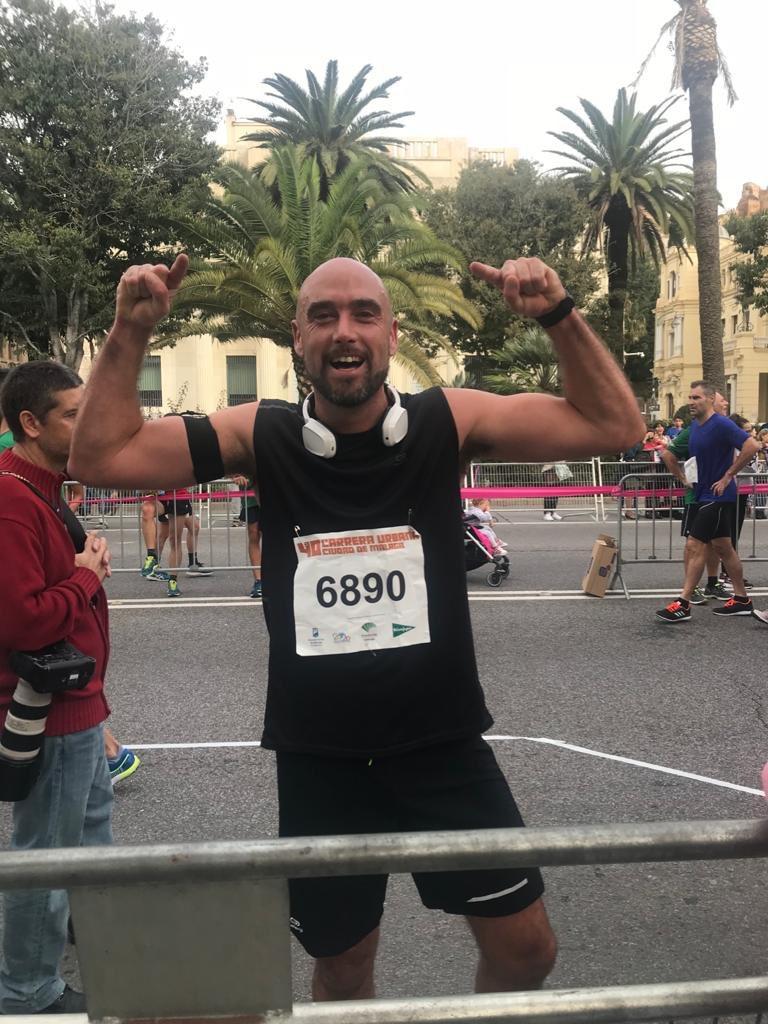 Malaga 10k . Running is my therapy. .  #running #run #runner #fitness #runners #trailrunning #training #instarunners #runningmotivation #marathon #k #runnersofinstagram #sport #motivation #workout #fit #instarun #triathlon #garmin #runhappy #trail #instarunner #gym #nikepic.twitter.com/kxOoQi2kce