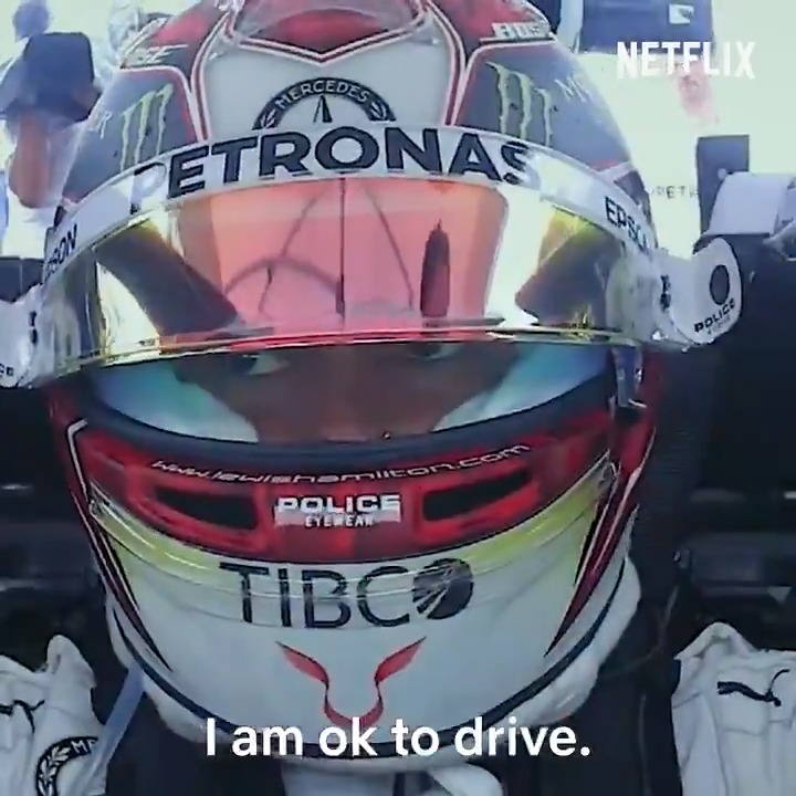 #F1 fans, the weekend is sorted 🍿 #drivetosurvive2