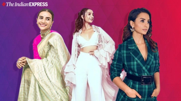 All the times @Patralekhaa9 gave us #fashion goals #styleinspo indianexpress.com/article/lifest…