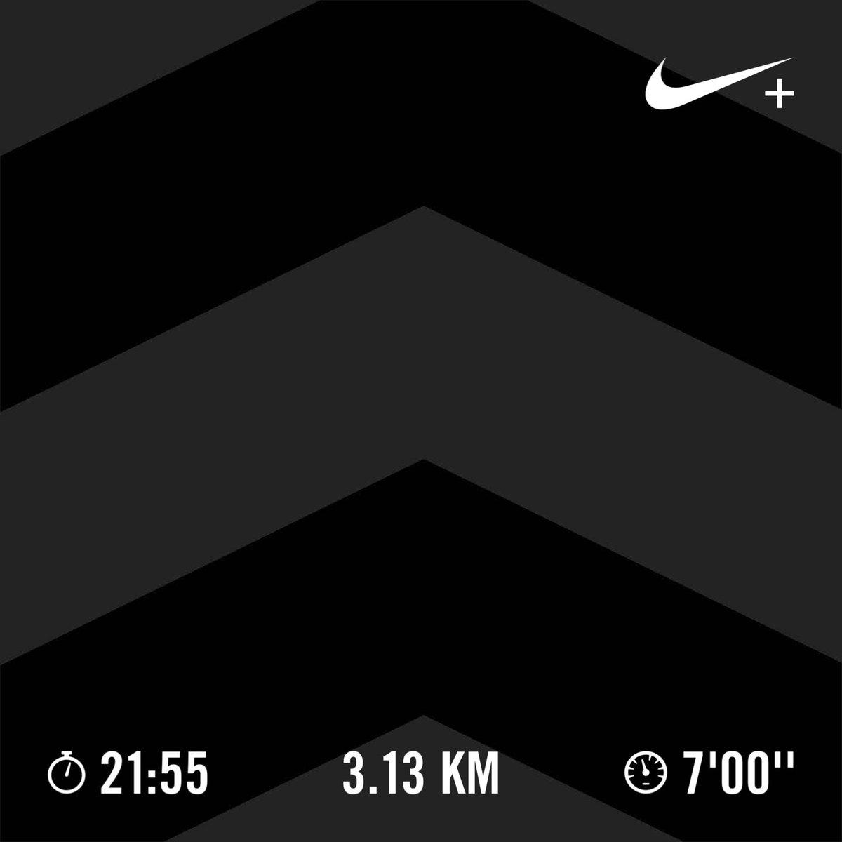 やった!歩かないで走れた #nikerunclub #jogging #ジョギングpic.twitter.com/igMUXhipYu