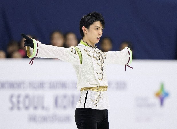Exactly 20 days to go to the men short program of the #WorldFigure. #YuzuruHanyu will be there. He could win a medal 8 years after the first time. The last to do it was Karl Schäfer in 1935. The real target is to win the third World Title and the seventh medal in eight attempts<br>http://pic.twitter.com/lYcYtGo82m