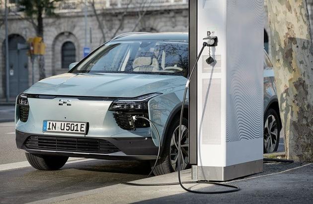 """""""Smartphone auf Rädern"""" - EURONICS bringt das erste Elektroauto in den Fachhandel http://dlvr.it/RQvbGPpic.twitter.com/I1vMnunonG"""