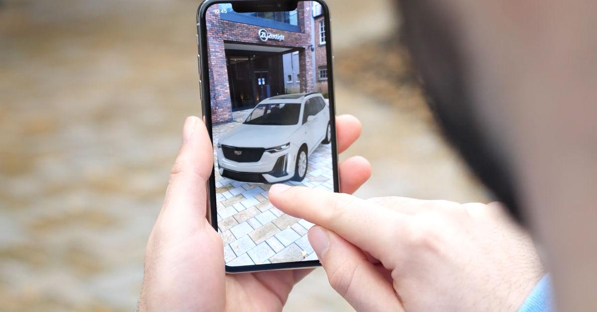 Augmented Reality  erhält Einzug in die Google Suchergebnisse. Über die #Smartphone-Cam  lässt sich das Produkt #3D in die eigenen  Wände beamen. Einfach mal ausprobieren http://ow.ly/lLKN50yyfiI #augmentedreality #googlesuchergebnisse #onlineshoppingpic.twitter.com/LkXRWWGrJ2