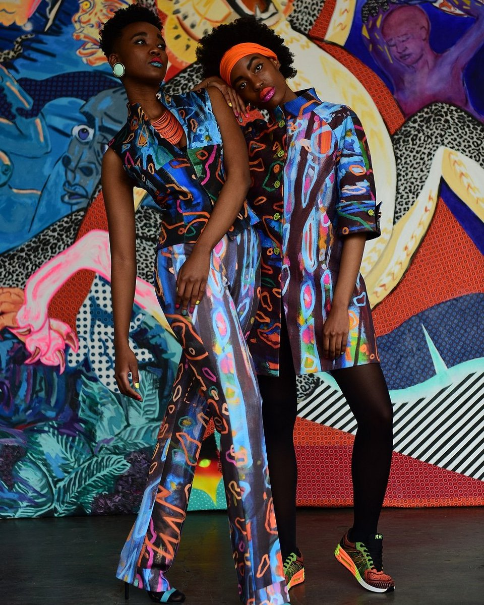Our March online cover feature. When Fashion and Art come together... Artfully genius couture happens! http://www.townshipgirl.co.za #artandfashion pic.twitter.com/dmQ1MTJUxD