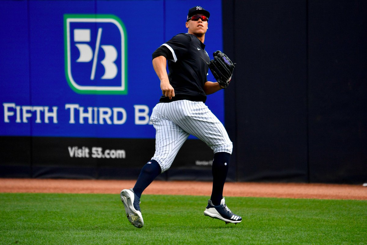 The latest on Aaron Judge's status … #Yankeespic.twitter.com/cyjIhOPDfq
