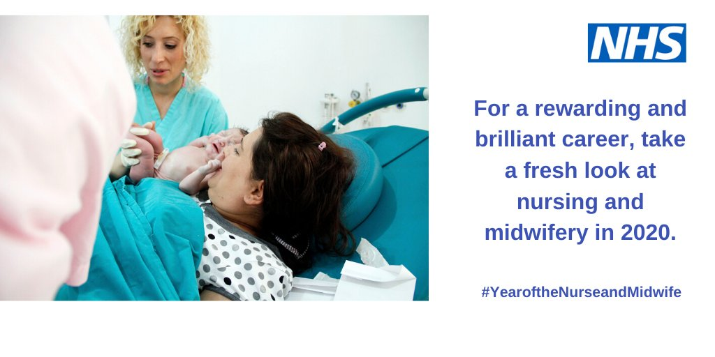 Are you a midwife working the #SouthWest? We'd love to hear your story as part of our  #YearoftheNurseandMidwife celebrations so we can showcase the amazing work midwives across our region. Fill out our form here and please cc in england.swcomms@nhs.net  https://t.co/LAHh6u4kZQ https://t.co/gCxQfcSWaM