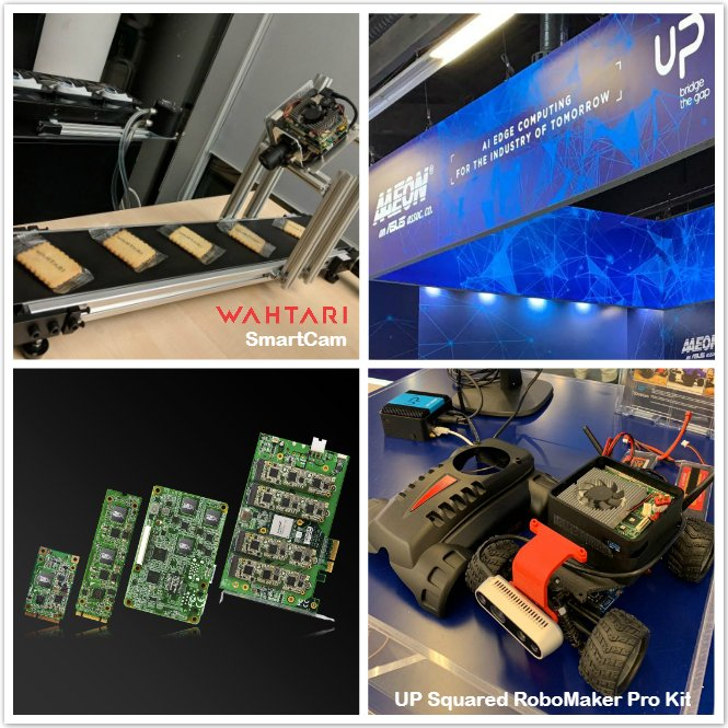 We are more than thankful that you visit us at #ew20. We hope you enjoyed the experience! See you on 2nd-4th March 2021 at #ew21! #upboard #embedded #developers #makers #robot #SmartCam