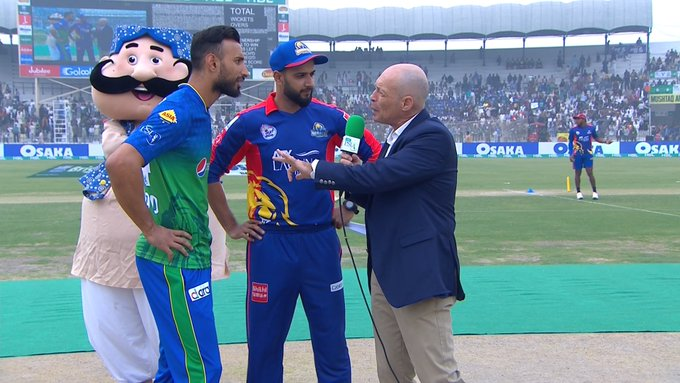 Karachi Kings win the toss & elected to bowl first against Multan Sultans #PSL2020 #MSvKK<br>http://pic.twitter.com/JAtxbgtrKp