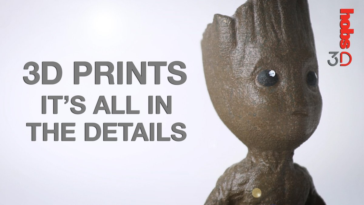 We're delving into the details with plenty of close ups of intricate models. #Watch our video to discover more >>   #3Dmodel #3Ddesign #3Dtech #3Dmodelling #tech #3Dprint #3Dprinter #guardiansofthegalaxy #groot #iamgroot #video