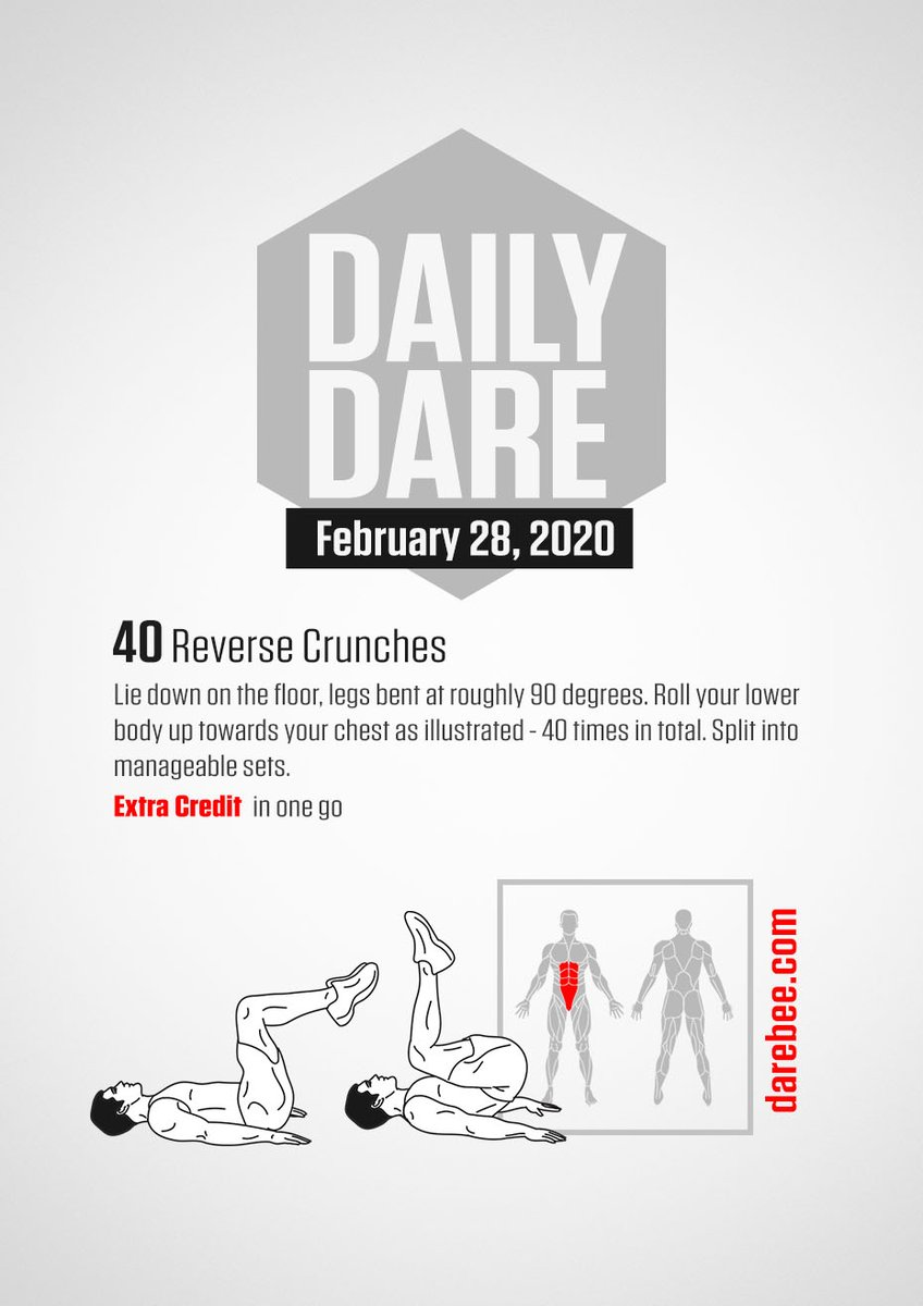 RT Jhon77795664936: darebees #dailydare #hiit #CrossFit #fitness #fitnessgirl #FitnessModel #fit #fitmom #fitfam #Training #trainingday #workout #workouts pic.twitter.com/8JpGSUjHYJ from darebees Autopost Sponsor Prevail Energy: http://buff.ly/1R2RNC3