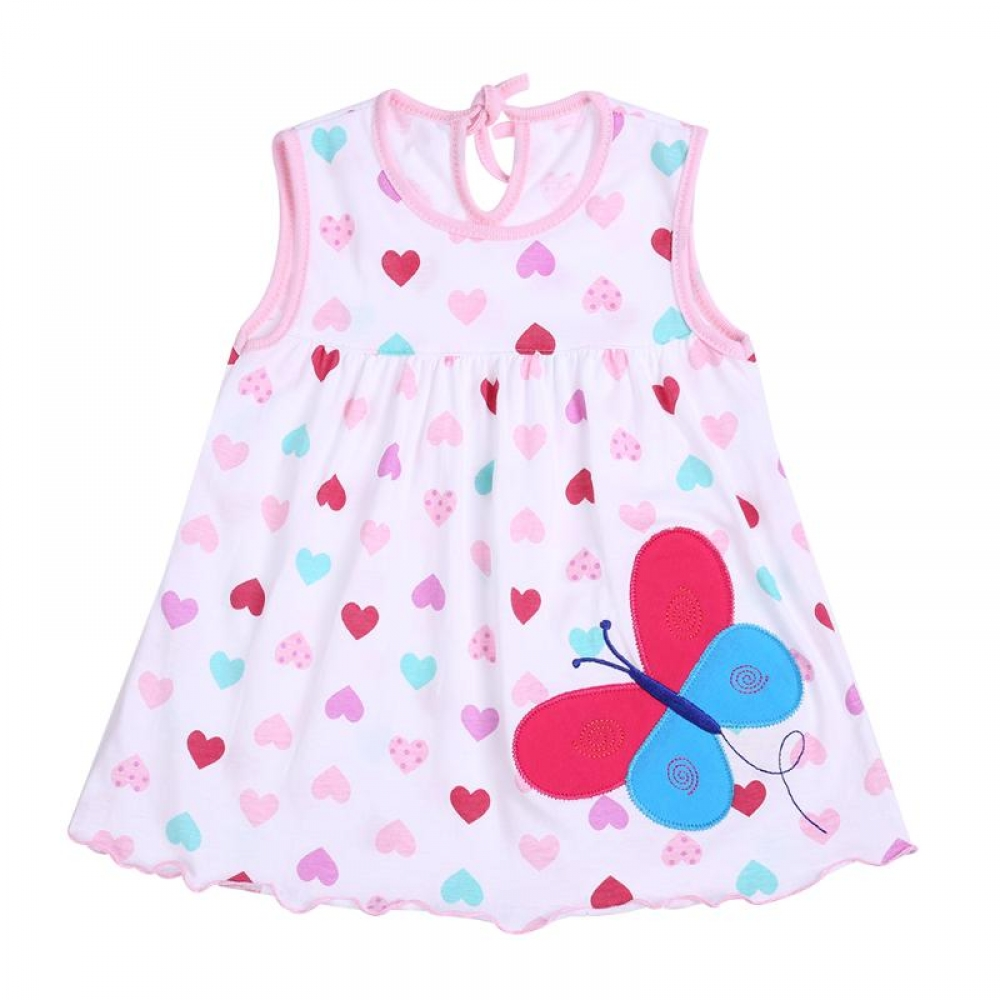 #love #baby #children #family #cute #happy #toys #fun #babyclothing #smile #familymatchingoutfits #babyfashion #kidsfashion #child #babies #tagsforlikes #toddler #picoftheday #boys #girls #babygirls #babyboys Casual Cotton Baby Girls Summer Dress