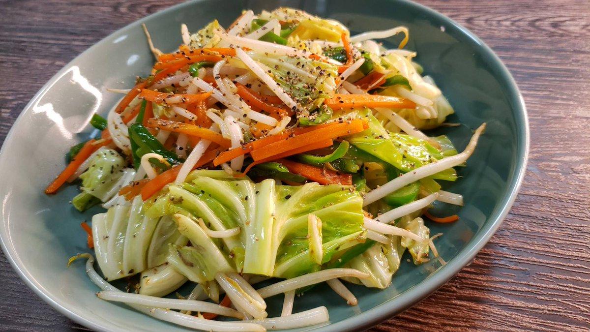 野菜炒め こつ