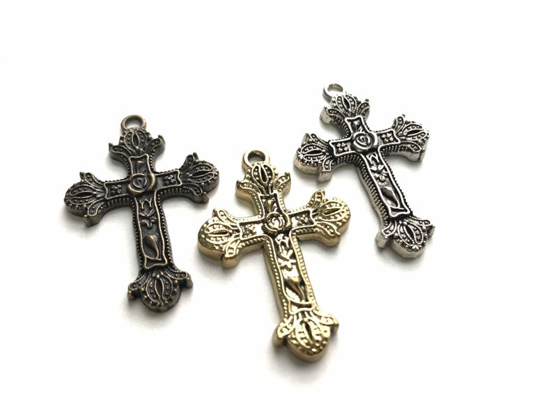 New #destash items added to the #Jewelrymaking supply section! Get your #rosaries supplies for a great deal while supplies last! #etsy #jewelrymaker #rosary #catholic #christian #faith