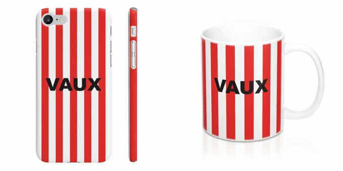 Have you checked out our latest #Sunderland retro kit designed accessories? Do you know someone who would love one of these? #safc Get yours HERE: