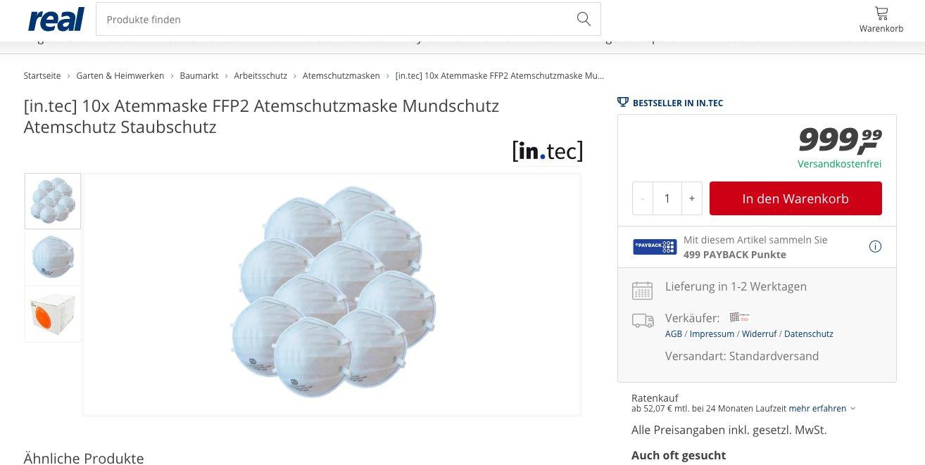 real atemschutzmasken