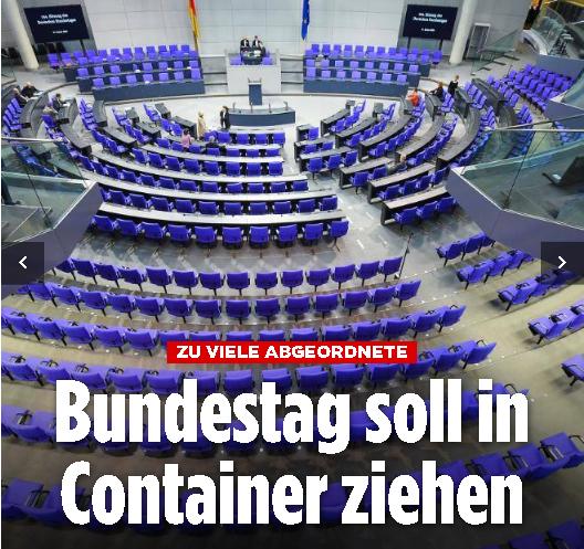 Der Bundestag als #BigBrother-Formatpic.twitter.com/ynPIJk1Uvf