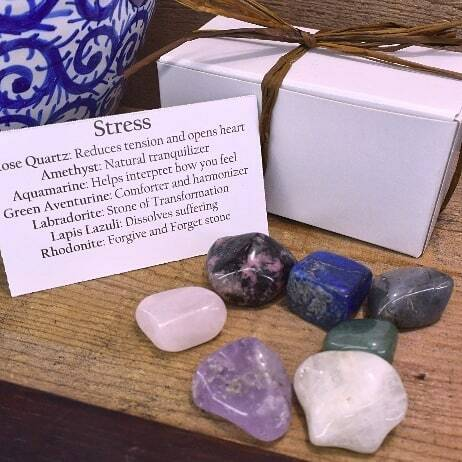 Your favorites are quickly going out of stock! Shop now: Stress Relief Gemstone Kit Str -   Follow us to stay updated with our newest arrivals! * * Click link in bio!  #etsyshop #happy #positivity #yoga #wellness #crystalhealing #…