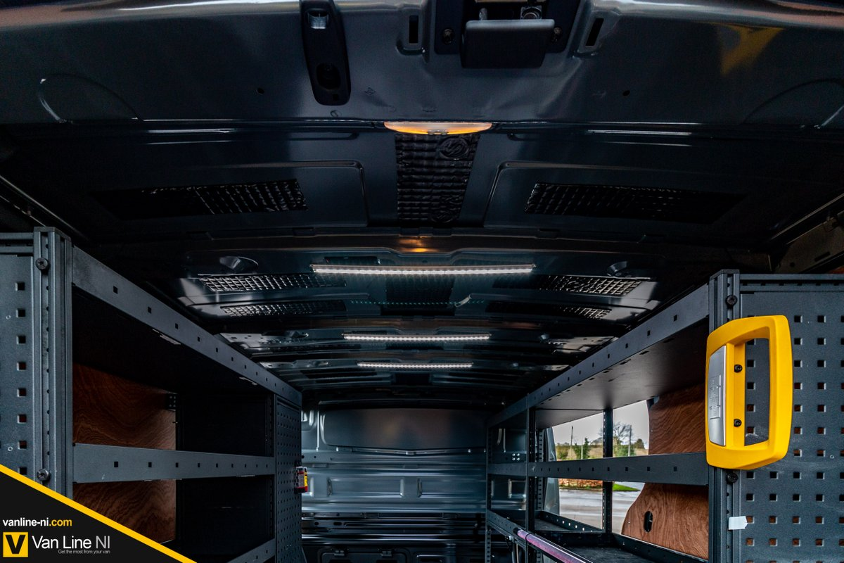 Van Line Ni A Twitter New Renault Trafic Sl Plylined With Our Cnc Cut Hi Grade Plyline Kit With Sound Proofing To Make The Van Extra Quite Custom Designed False Floor Led Lighting