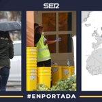 Image for the Tweet beginning: #EnPortada👉🏼La borrasca 'Jorge' trae por