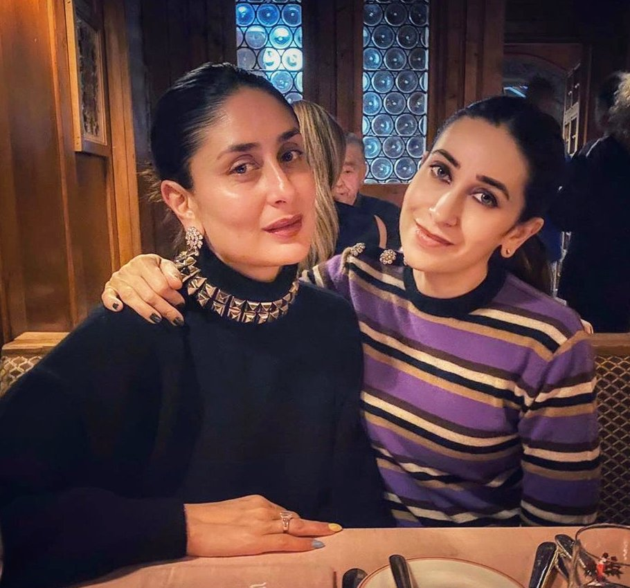 According to reports, the Kapoor sister - Kareena and Karisma might work together for the first time in Zubeidaa's sequel.   #fhm #fhmindia #kareenkapoorkhan #karismakapoor #bollywood #Entertainment #EntertainmentNews #zubeidaa #film #movies<br>http://pic.twitter.com/1F4NQTPkCW