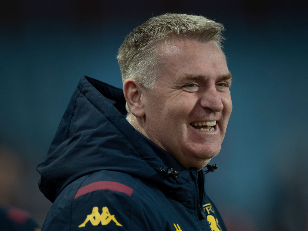 """In this Premier League world, there should always be room for the local-boy-made-good."" Dean Smith is hoping to lead Aston Villa to League Cup glory over Man City.More here ➡️http://bbc.in/2wgvQCE"