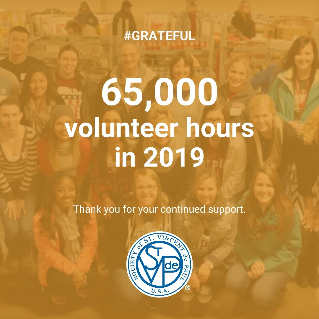 We rely on the continued support of our volunteers to serve our clients. Whether you've volunteered one time or once a week, THANK YOU!pic.twitter.com/HnhC9TsdwP