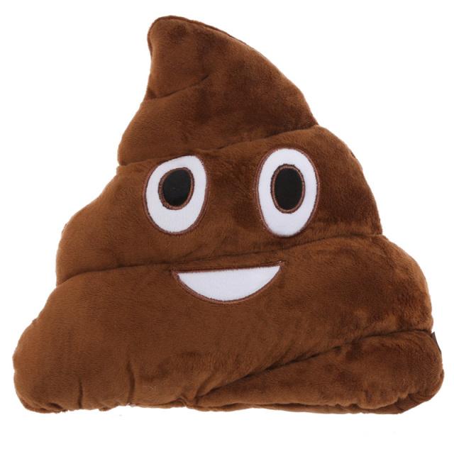 Poop Emoji Cushion. Visit >>   #Cushion #Cushions #Gifts