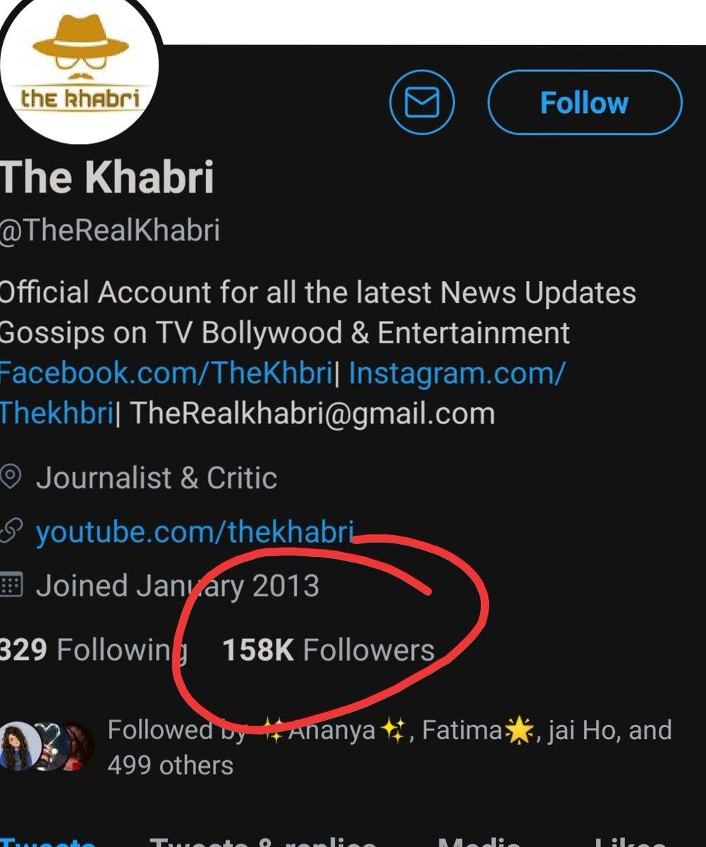 Very good follower decrease Ho rhe hae.  Guys unfollow @TheRealKhabri  #ForeverWithAsim  #IStandByAsim <br>http://pic.twitter.com/qtHS2gdlBR