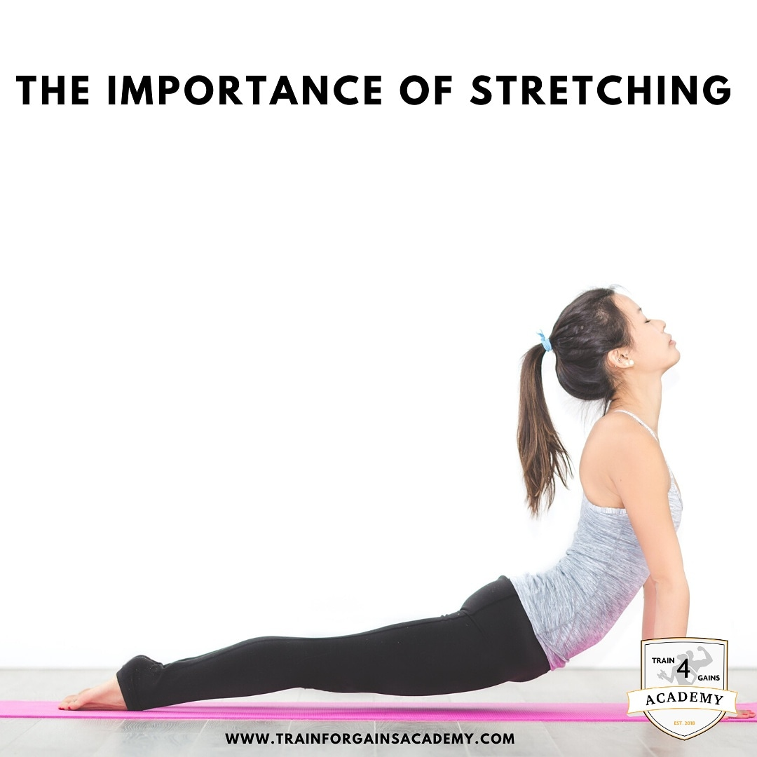 [Blog] Stretching is the part of exercising that is most often ignored, without stretching it could lead to tightness and pain in the muscles. Stretching keeps the muscles flexible, strong, and healthy. Continue reading blog at  #stretching #stretch #gym