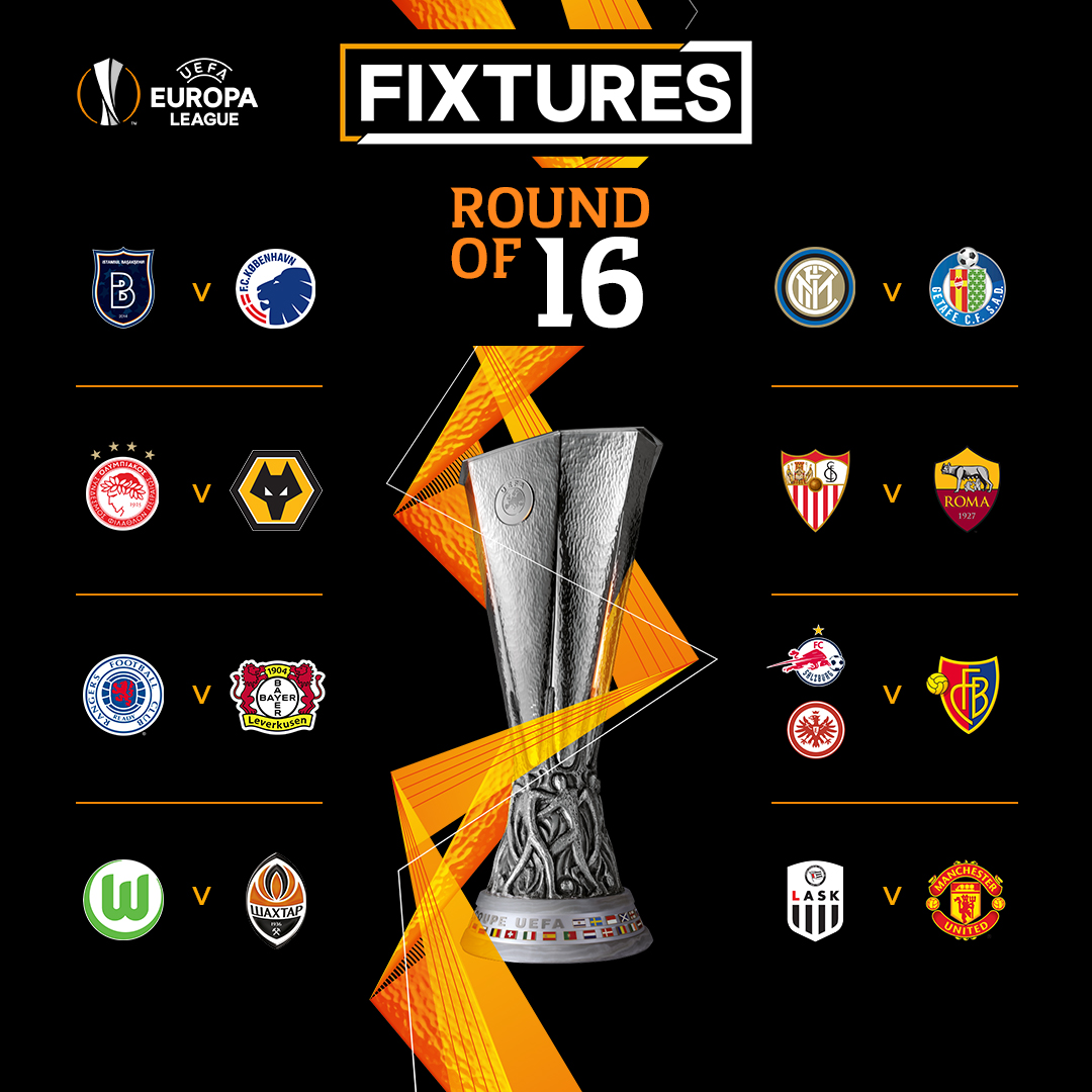 Round of 16 #UELdraw ✔️Drop a GIF to sum up your reaction 📱👇