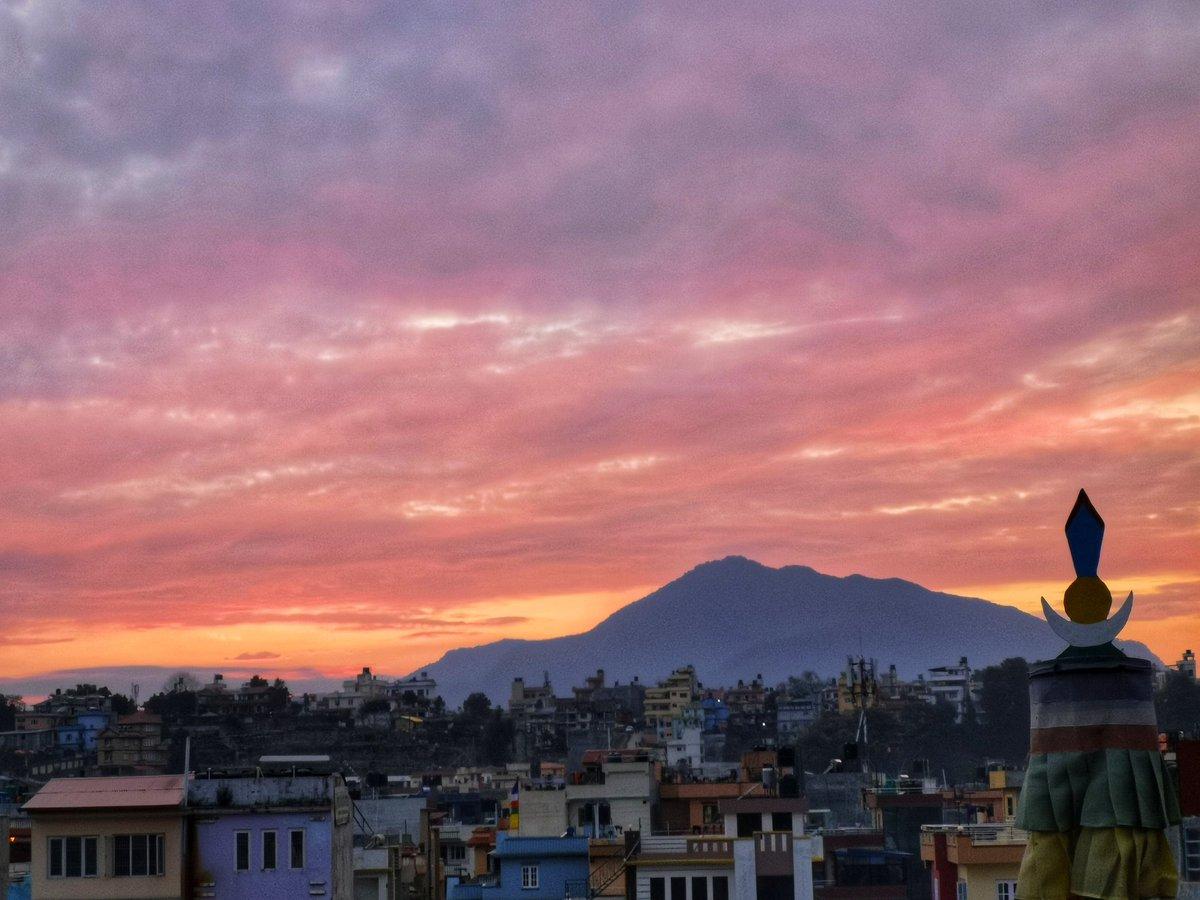 आहा #Sunset 🤣😂 @mycoolclicks @HuaweiDeviceNP