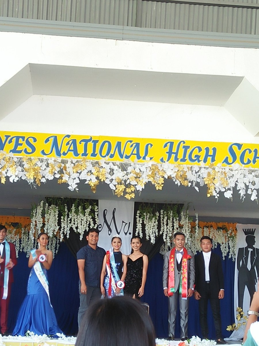 Congrats pok Best in Creative Attire Best in Long Gown Ms. SHS 2020 @tephyganabpic.twitter.com/w7BhDMDuGp