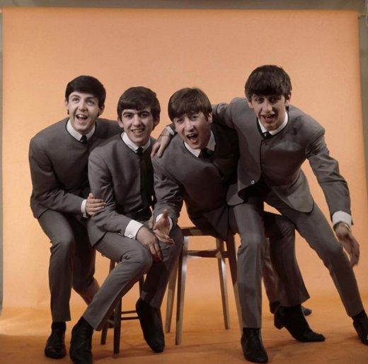 RT @TweetBeatle: ♪  👥 fab! 👥🎸  #GeorgeHarrison #PaulMcCartney #JohnLennon #RingoStarr #Beatles https://t.co/oHDRZ1XsHt