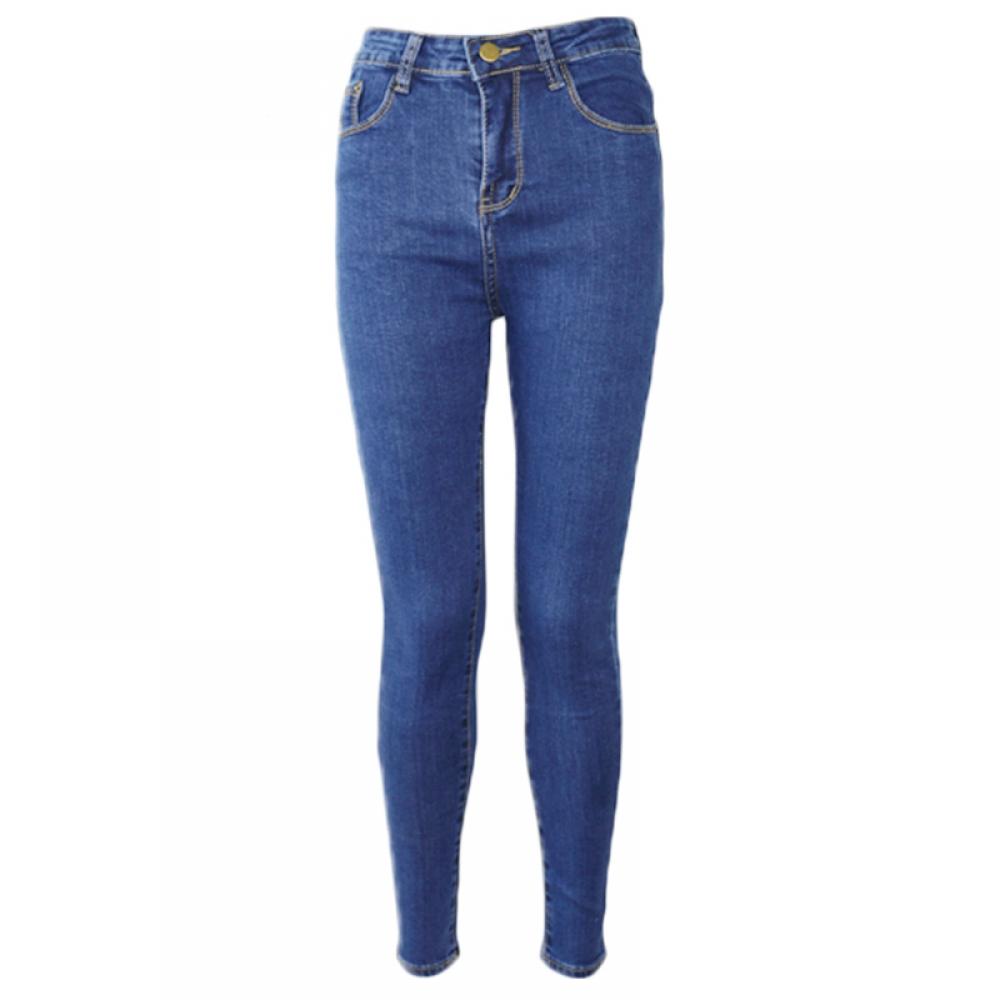 #happy #streetstyle #moda Women's Skinny High Waist Jeans